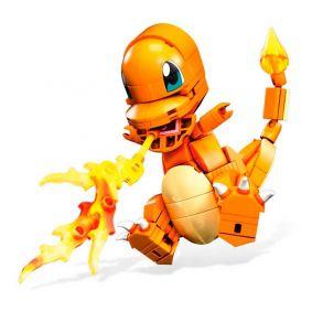 Blocos de Montar Mega Construx Pokémon - Charmander | Mattel