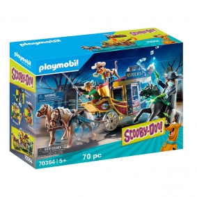 Blocos de Montar Playmobil Scooby-Doo - Aventura no Oeste Selvagem | 70364