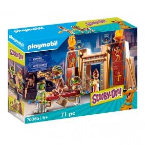 Blocos de Montar Playmobil Scooby-Doo - Aventura no Egito | 70365