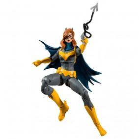 Figura de Ação DC Multiverse: Batgirl - Art of the Crime Articulado | McFarlane