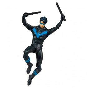 Figura de Ação DC Multiverse: Nightwing - Better Than Batman Articulado | McFarlane