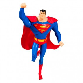 Figura de Ação DC Multiverse: Superman - The Animated Series Articulado | McFarlane