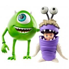 Boneco Articulado Pixar - Mike Wazowski & Boo | Mattel