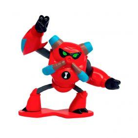 Boneco Ben 10 Mini Figuras - Enxurrada | Playmates/Sunny