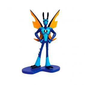 Boneco Ben 10 Mini Figuras - Insectóide | Playmates/Sunny