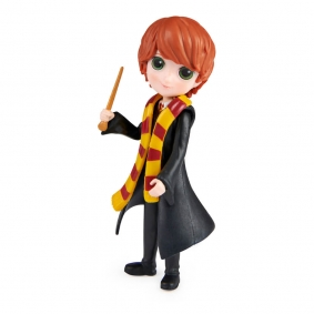 Boneco Harry Potter Magical Minis - Ron Weasley   Spin Master