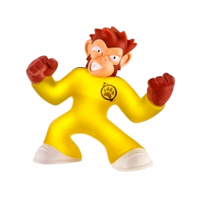 Boneco Heroes of Goo Jit Zu - Simian, o Macaco #S1 | Moose
