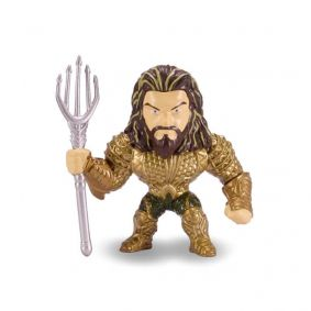 "Boneco MetalFigs 2,5"" - Justice League Aquaman #M543 