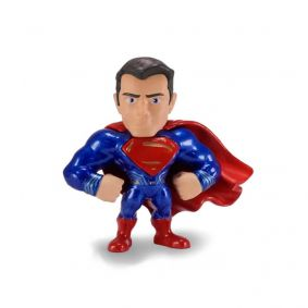 "Boneco MetalFigs 2,5"" - Justice League Superman #M541 