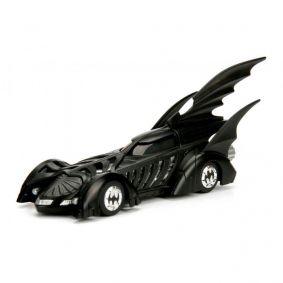 Boneco Metals Die Cast 1:32 - Batmobile (Forever) | Jada/DC