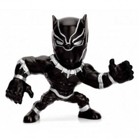 "Boneco Metals Die Cast 2,5"" - Avengers Black Panther #M502 