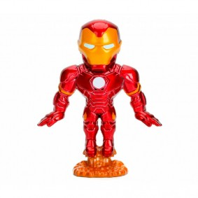 "Boneco Metals Die Cast 2,5"" - Avengers Iron Man #M501   Jada/Marvel"