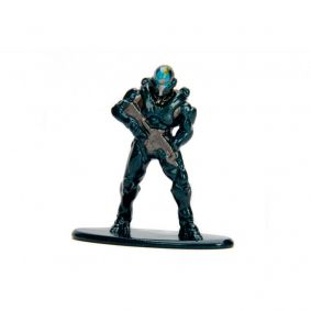 "Boneco Nano MetalFigs 1,65"" - Halo Spartan Locke #MS5 | Jada/Microsoft"