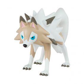"Boneco Pokémon Action Figure 4"" - Lycanroc (Midday Form) | TOMY/Sunny"
