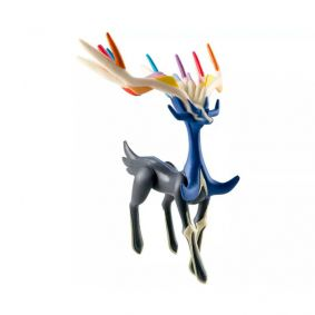 "Boneco Pokémon Action Figure 4"" - Xerneas | TOMY/Sunny"