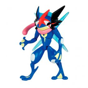 "Boneco Pokémon Action Figure 6"" - Ash-Greninja | TOMY/Sunny"