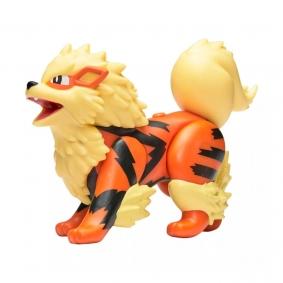 "Boneco Pokémon Battle Feature Figure - Arcanine 4,5"" | Jazwares"