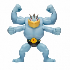 "Boneco Pokémon Battle Feature Figure - Machamp 4,5"" | Jazwares"
