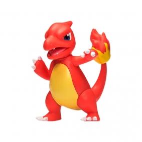 "Boneco Pokémon Battle Figure - Charmeleon 3"" | Jazwares"
