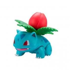 "Boneco Pokémon Battle Figure - Ivysaur 3"" | Jazwares"