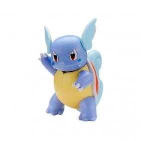 "Boneco Pokémon Battle Figure - Wartortle 3"" | Jazwares"