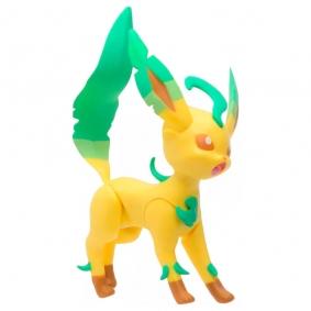 "Boneco Pokémon Battle Figure - Leafeon 3"" | Jazwares"