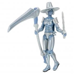 Boneco Roblox Imagination Collection - Aven, The Silver Warrior   Jazwares