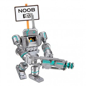 Boneco Roblox: Imagination Collection - Noob Attack - Mech Mobility | Jazwares/Sunny