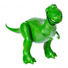 Boneco Articulado Toy Story - Rex   Mattel/Disney Pixar