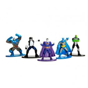 "Bonecos Nano MetalFigs 1,65"" - 5-Pack B DC 
