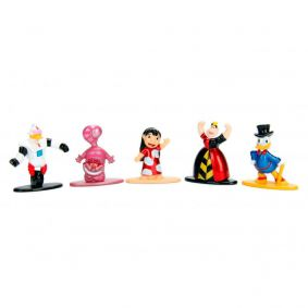 "Bonecos Nano MetalFigs 1,65"" - 5-Pack Disney | Jada/Disney/Pixar"