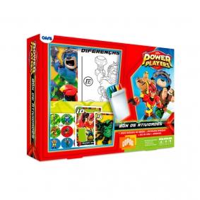 Box de Atividades - Power Players | COPAG