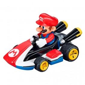 Carro Fricção Pull & Speed Mario Kart: Mario - Standard Kart | Carrera