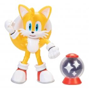 Figura Articulada: Sonic The Hedgehog - Tails | Fun