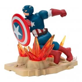 Figura de Ação Capitão América #006 Marvel Avengers | Zoteki