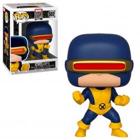 Figura Funko POP! Cyclops (Ciclope) - MARVEL 80 anos #502