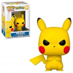 Figura Funko POP! Games Pikachu - Pokémon #598