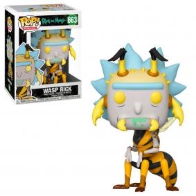 Figura Funko POP! Wasp Rick - Rick and Morty #663