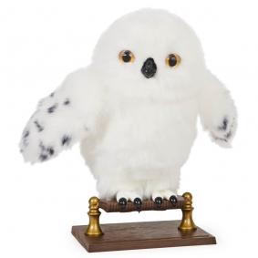 Figura Interativa Harry Potter Enchanting Hedwig - Edwiges com Sons, Movimentos | Spin Master