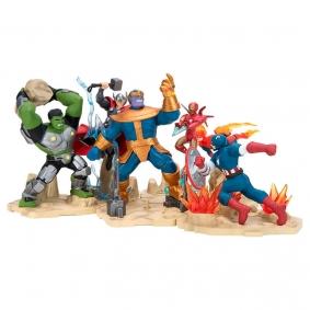 Figuras de Ação Marvel Avengers Set Completo | Zoteki