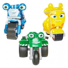 "Figuras Ricky Zoom 3"" - Loop, Scootio e DJ | TOMY"