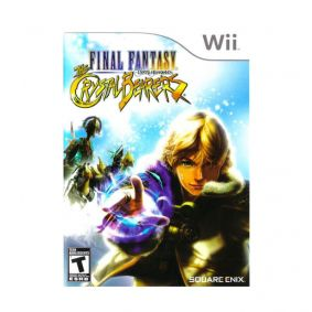 Jogo Final Fantasy: Crystal Chronicles - The Crystal Bearers - Nintendo Wii