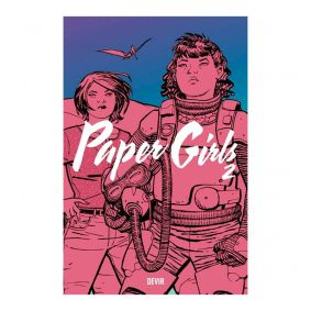 HQ Paper Girls - Volume 2