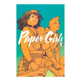 HQ Paper Girls - Volume 3