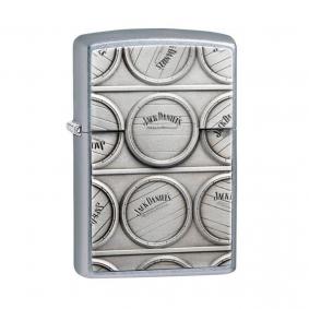 Isqueiro Zippo 29817 Classic Cromado Jack Daniel's® Emblem Street