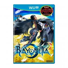 Jogo Bayonetta 1 + Bayonetta 2 - Nintendo Wii U