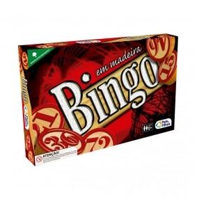 Jogo Bingo em Madeira | Pais & Filhos
