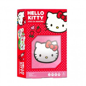 Jogo da Memória - Hello Kitty | COPAG