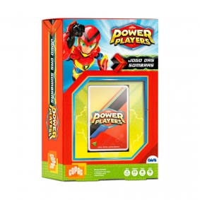 Jogo das Sombras - Power Players | COPAG