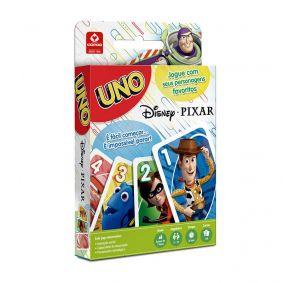Jogo de Cartas UNO Disney Pixar - COPAG